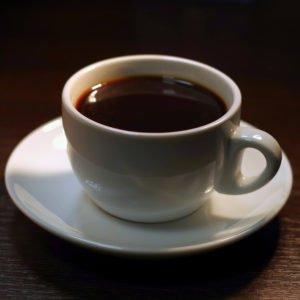 Sort Kaffe