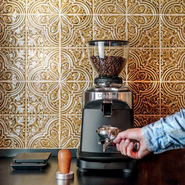 ceado espressomaskine