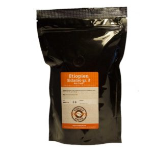 etiopien sidamo kaffe