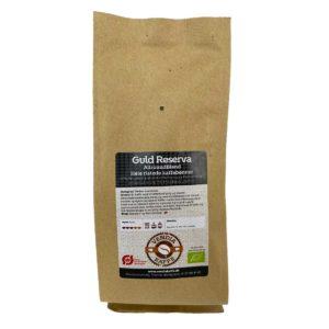 guld reserva ristede kaffebønner