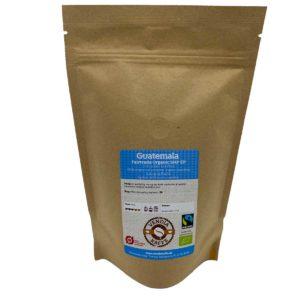 guatemala fairtrade kaffe
