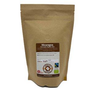 nicaragua kaffepose fairtrade
