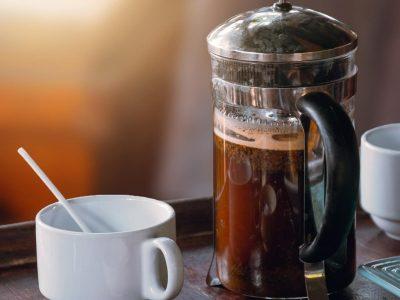 kaffe med skum